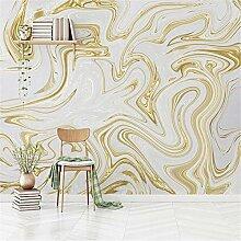 MGMMural 3D Wallpaper Fototapete Abstrakt Golden