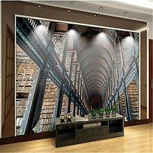 MGMMural 3D Wallpaper Selbstklebendes Korridor