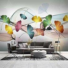 MGMMural 3D Wallpaper Selbstklebendes Pflanze