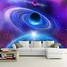 MGMMural 3D Wandbild Selbst-Adhesive Cool Galaxie