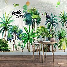 MGMMural 3D Wandbild Selbst-Adhesive Grün Bäume