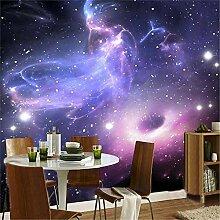 MGMMural Fototapete 3D Effekt Cool Galaxie