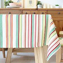 MH-RITA Alle Baumwolle Schwere Land Tischdecke Tischdecke Tischdecken Tee Tischdecken B Mit 140 *