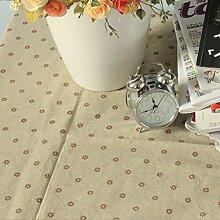 MH-RITA Daisy Garn spitze Tischdecke Tischdecke runden Tisch Tischdecke Tuch Handtücher C 140 * 140 cm