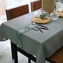 MH-RITA Einfache Moderne Solide Neue Baumwolltuch Tuch Ein Mit 140 *