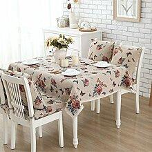MH-RITA Europäische Alle Mit Koreanischen Baumwolle Tischdecken Tischdecken Couch Kissen Kissen Kissen 130*180 Tablecloth