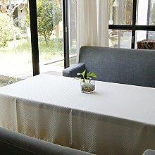 MH-RITA Wasserdicht dicken Stoffen Tischdecken C 150 X 213 cm Tischdecke