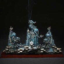 MHMT Feng Shui Reichtum Pi Xiu Pi Yao Statue,Viel
