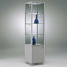 MHN Standvitrine Vitrine stehend Glas