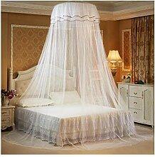 Mhxzkhl Moskitonetz Doppelbett, Mückennetz Bett,