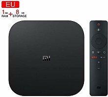 Mi Box, Xiaomi Android 8.1 4C HD Netzwerk Smart TV