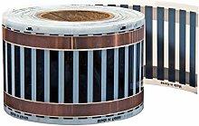 Mi-Heat Comfort 650Watt/m² 13cm 1,0 Meter