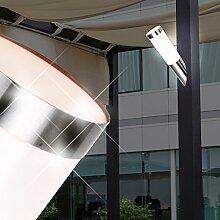 MIA Light Außen Fackelleuchte/Wandleuchte
