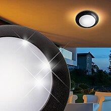 MIA Light Außen LED Deckenleuchte