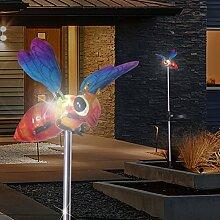 MIA Light Biene Solar Erdspieß Leuchte ↥1100mm/