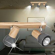 MIA Light Decken ↔520mm/ Braun/Leuchte