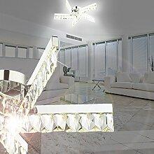MIA Light Deckenleuchte mit 1 LED in chrom