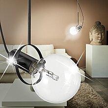 MIA Light Design Hängeleuchte Glühbirne im Retro