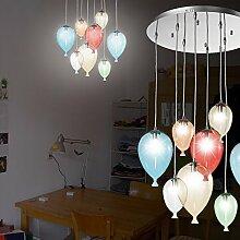 MIA Light Design Hängeleuchte Luftballon aus Glas
