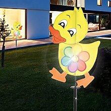 MIA Light Ente Solar Erdspieß Leuchte ↥850mm/