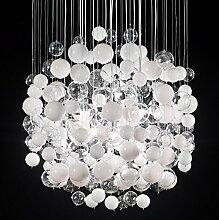 MIA Light Glas Kugel Hänge Leuchte Ø500mm/