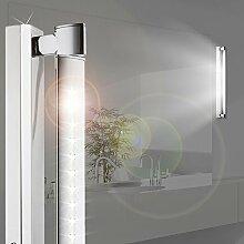 MIA Light LED Wand Modern/ Chrom/ Lampe Badezimmerlampe Badezimmerleuchte Badlampe Badleuchte
