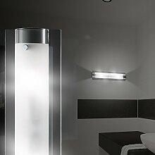 MIA Light Moderne Wandleuchte aus Glas klar