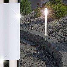 MIA Light Pollerleuchte/Sockelleuchte Wegeleuchte