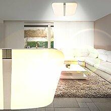 MIA Light Quadratische Deckenleuchte mit 1 LED