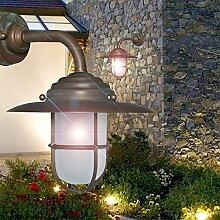 MIA Light Schiffs Wand Leuchte AUSSEN Ø230mm/