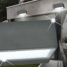 MIA Light Strahler Wand Leuchte AUSSEN