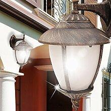 MIA Light Wand Leuchte AUSSEN Ø200mm/