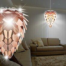 MIA Light Zapfen Hänge Leuchte Ø300mm/ Design/ Kupfer/ Kunststoff/ Pendel Lampe Hängelampe Hängeleuchte Pendellampe Pendelleuchte