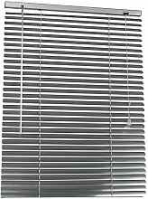 Miadomodo Aluminium Jalousie Sichtschutz Rollo in mehreren verschiedenen Größen