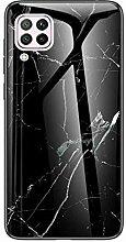 Miagon Glas Handyhülle für Huawei P40