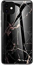 Miagon Glas Handyhülle für iPhone 11 Pro
