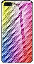 Miagon Glas Handyhülle für iPhone 7 Plus/8
