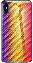 Miagon Glas Handyhülle für iPhone