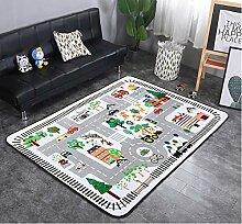 Mianbao Baby Teppich Krabbeldecke Für Kinder