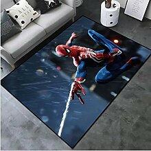 Mianbao Teppich Mode Spiderman Cartoon leicht