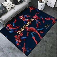 Mianbao Teppich Spiderman Baby Krabbeln Brauen