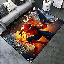 Mianbao Teppich Spiderman Cartoon leicht gereinigt