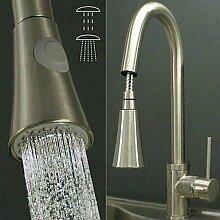 miaoge Küchenarmatur modernes Spray sowie einen