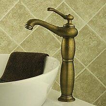 miaoge Waschbecken Wasserhähne Antik Messing