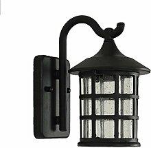 MIAOLIDP Außenwand-Hoflampe der amerikanischen