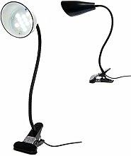 MIAOLULU LED Clip on Light, Clip Lampe für