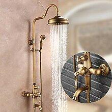 MIAOMIAOLI Duschset Duscharmatur-Set mit einem
