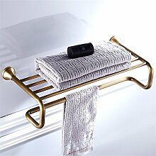 MIAORUI europäische antike Bad handtuchhalter