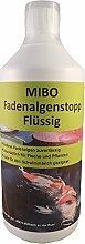 MIBO Fadenalgenvernichter Flüssig 1000ml für 30.000 Liter Teichwasser Fadenalgen Stopp