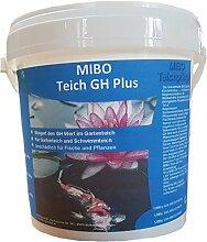 MIBO GH Plus 1kg erhöhen 10.000 Liter Gartenteichwasser um 3° bis 5° dGH